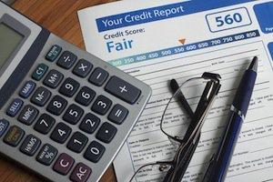 divorce and your credit score, Crystal Lake divorce attorney