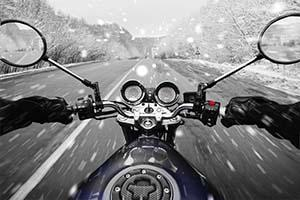 Winter Motorcycle Safety Tips, car accident, driving saftey, personal injury, Crystal Lake motorcycle accident lawyers