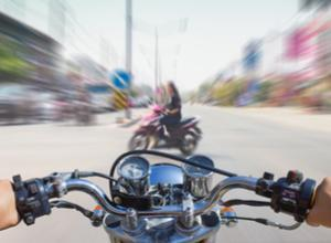 Motorcyclist Actions Determine Personal Injury Liability