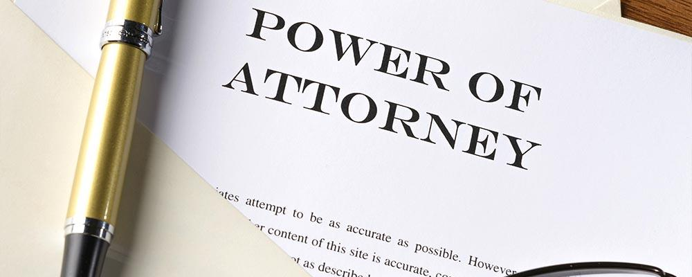Cary power of attorney lawyers