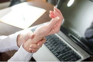 Receiving Workers' Compensation for Carpal Tunnel Syndrome