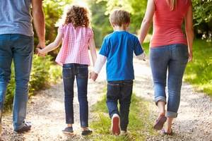 Four Keys to Co-Parenting After Divorce