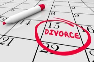 Which Times in a Marriage Is Divorce Most Likely to Occur?
