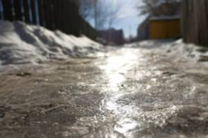 Strict Interpretation of Snow Removal Law Benefits Injury Plaintiffs