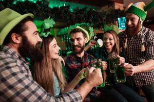 Dangers for Sober Drivers on St. Patrick's Day
