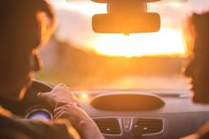 Sun Glare Does Not Waive Vehicle Accident Liability
